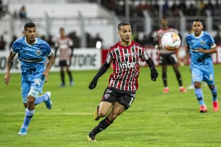 AFP Binacional São Paulo Libertadores 2020