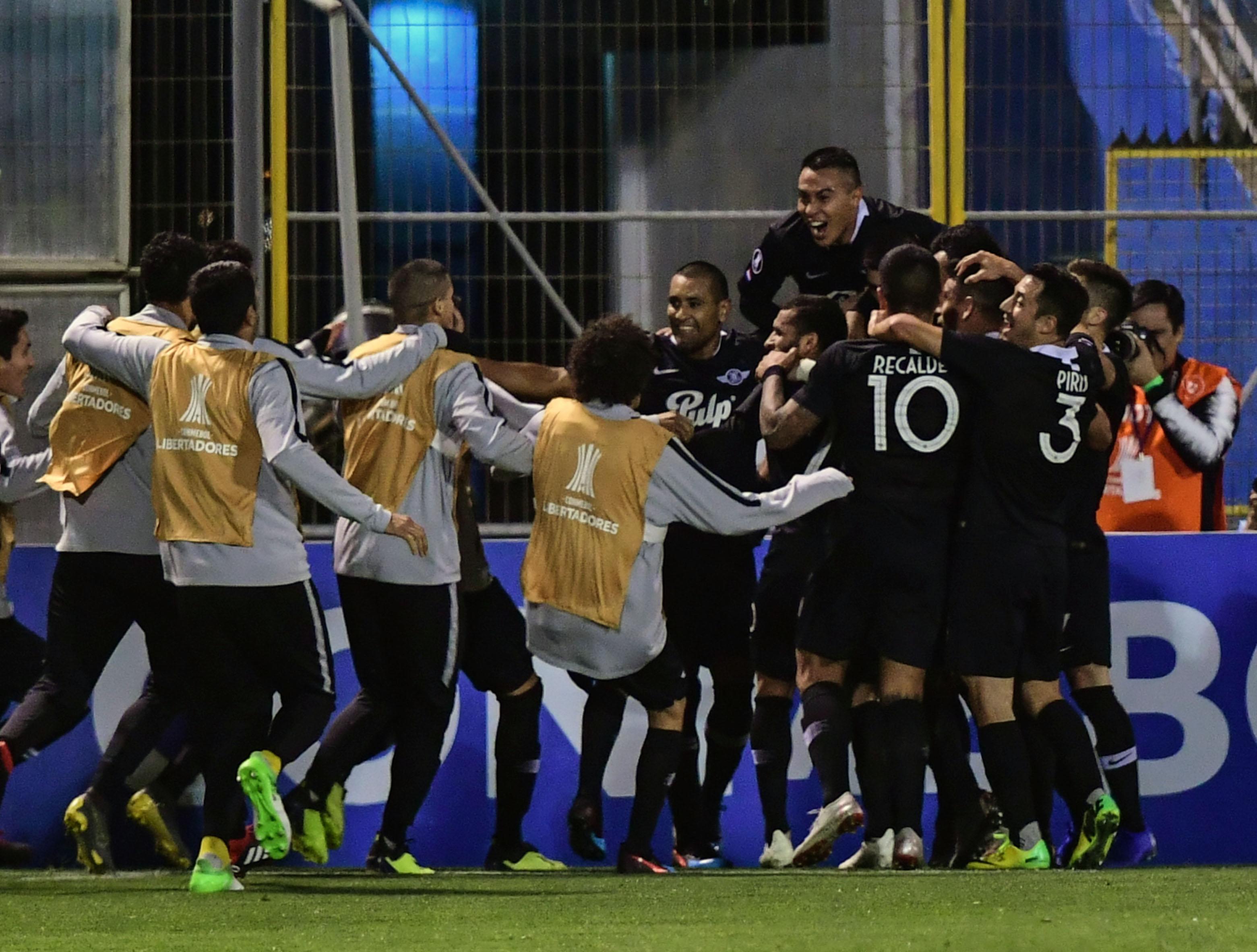 AFP Libertad Copa Libertadores 2019