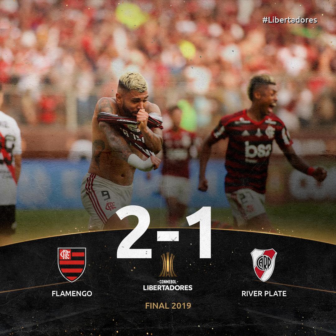 Flamengo x River - Libertadores