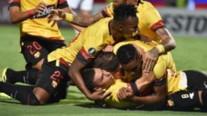 Cerro Porteño 0-4 Barcelona