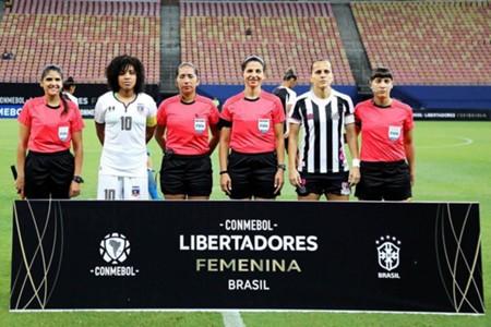 Colo-Colo x Santos - Libertadores Feminina