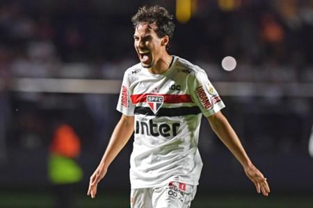 Igor Gomes - São Paulo na Libertadores