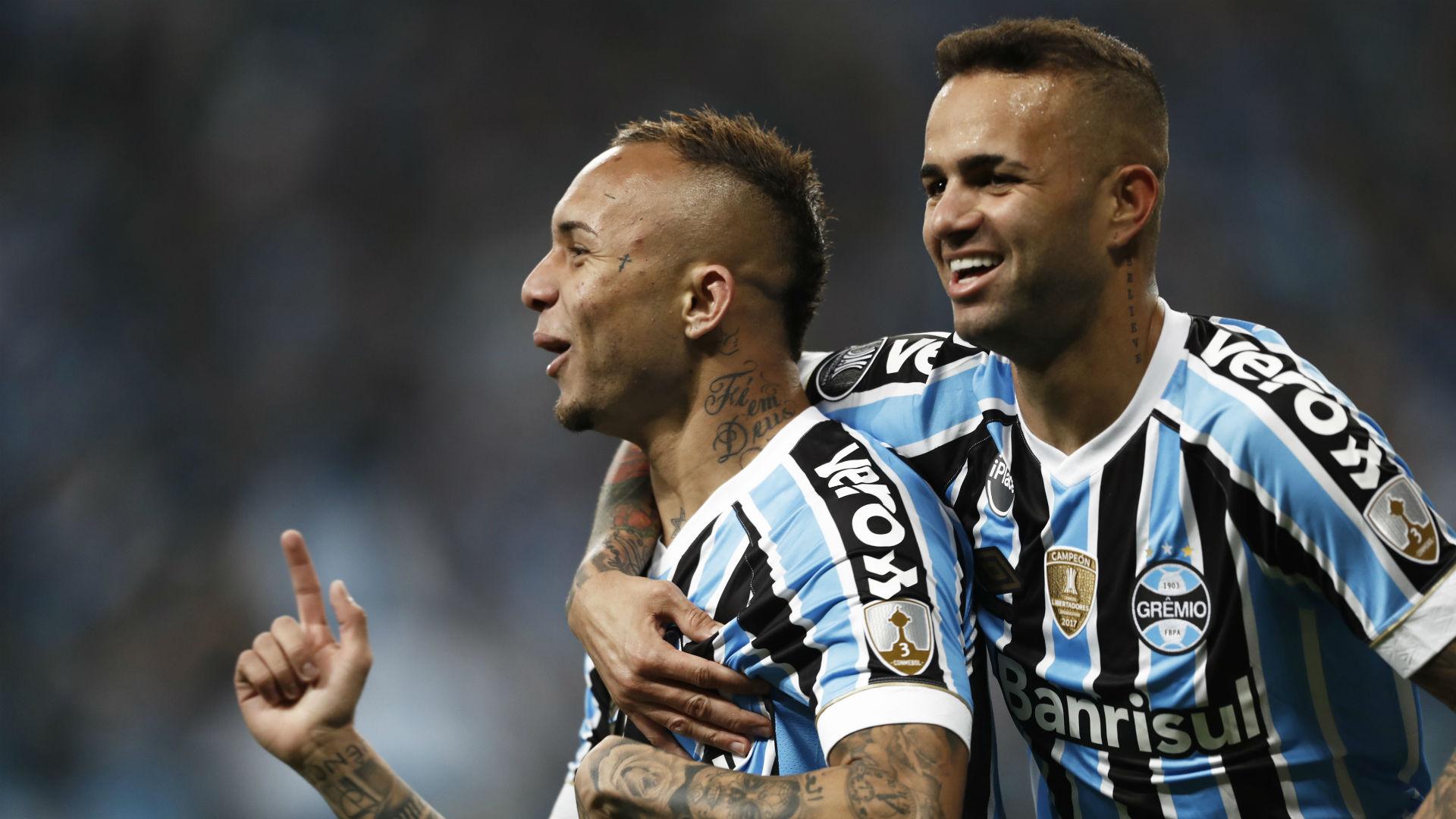 AFP Gremio-Estudiantes Copa Libertadores 2018