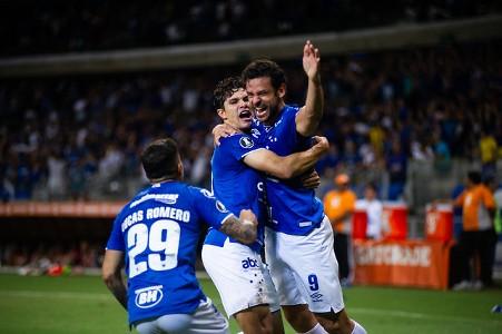 Cruzeiro Huracan Copa Libertadores