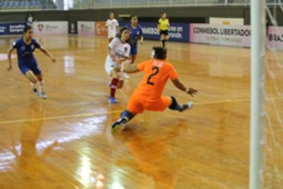 Estudiantes de Carcas Peñarol CONMEBOL Libertadores Futsal Femenino