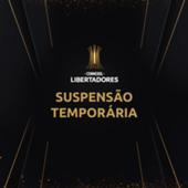 Suspensão Libertadores