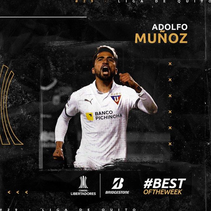 Adolfo Muñoz best