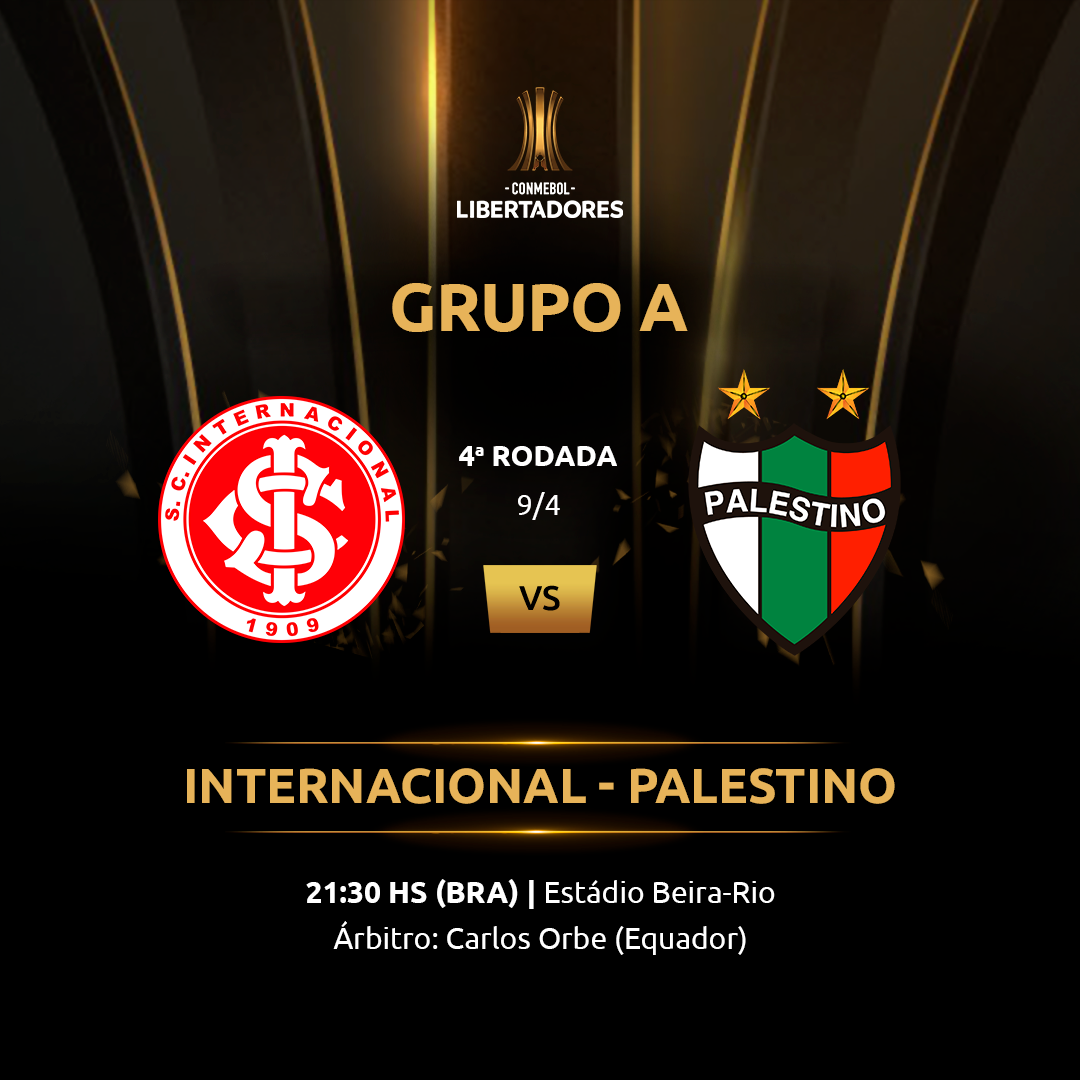 Inter vs Palestino