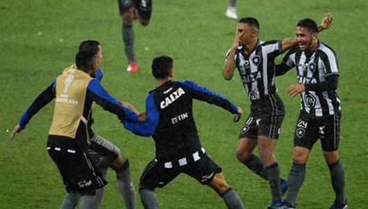 Botafogo x Defensa - Sul-Americana