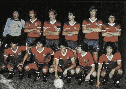 Independiente campeón 1984