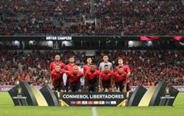 Athletico Paranaense x Jorge Wilstermann