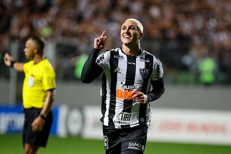 Vinicius Goes Atlético-MG Copa Libertadores 2019