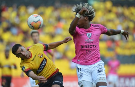AFP Barcelona Independiente Del Valle Libertadores 2020