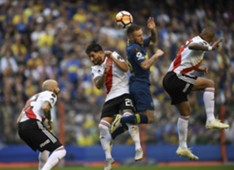 AFP River Boca Copa Libertadores 2018
