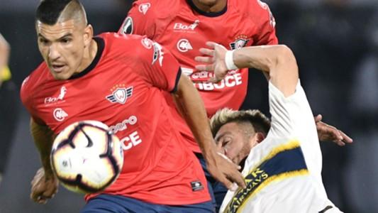 AFP Jorge Wilstermann Boca Copa Libertadores 2019