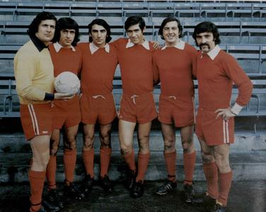 Independiente Libertadores 1973