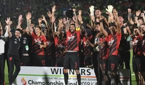 Athletico-PR campeão Copa Levain