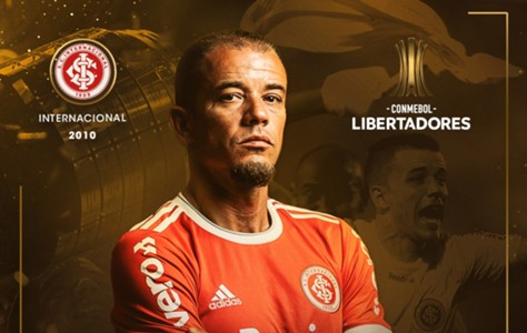 D'Ale - chamada especial Libertadores