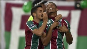 AFP Marcos Paulo Fluminense Copa Sudamericana