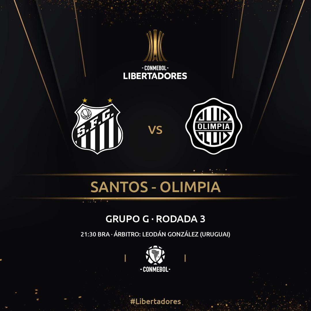 Santos-Olimpia
