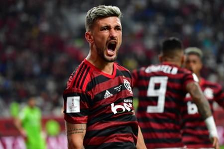 AFP De Arrascaeta Flamengo Mundial de Clubes 2019