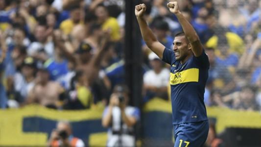 AFP Boca Juniors River Plate Copa CONMEBOL Libertadores 11112018 Ramon Wanchope Abila