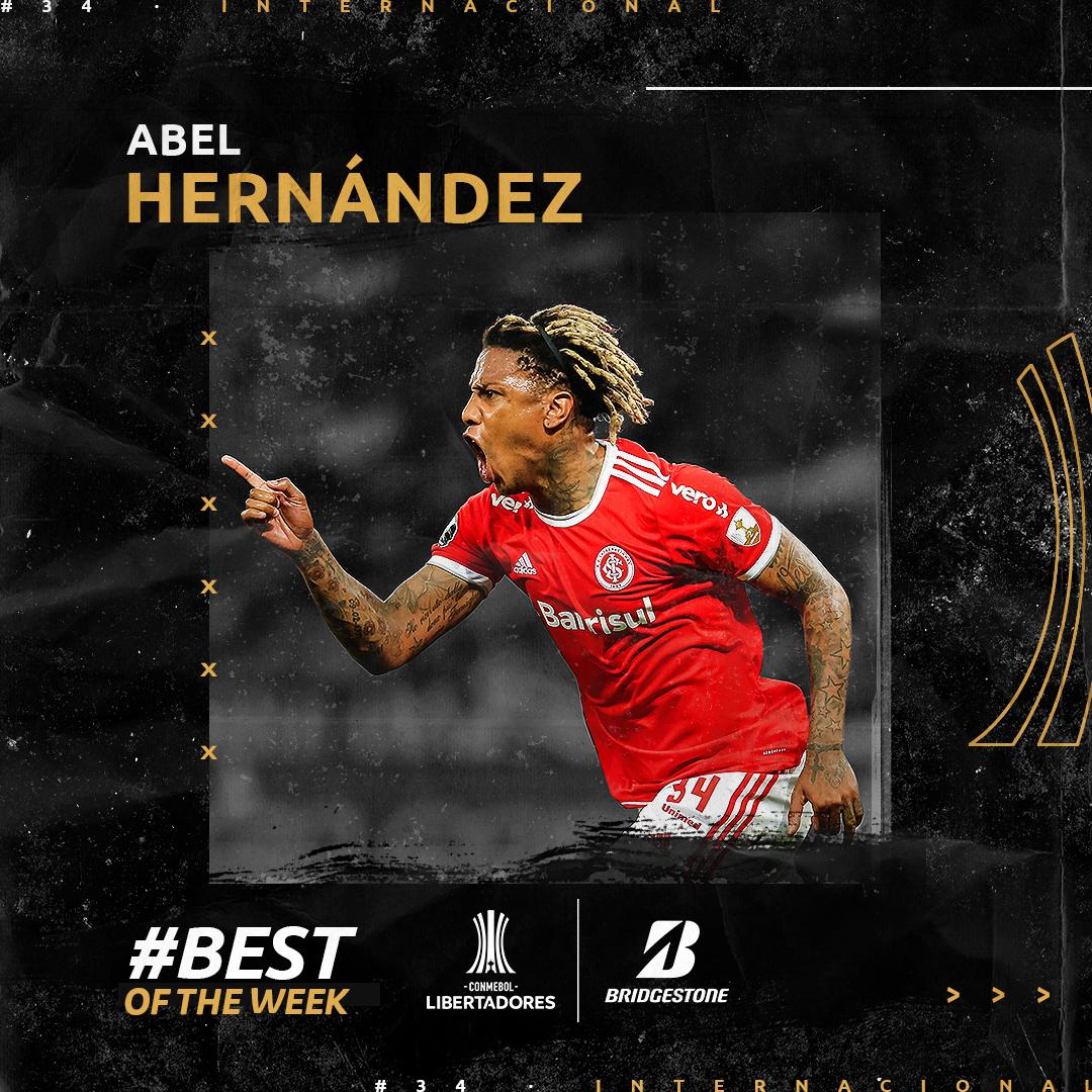 Bridgestone Abel Hernández