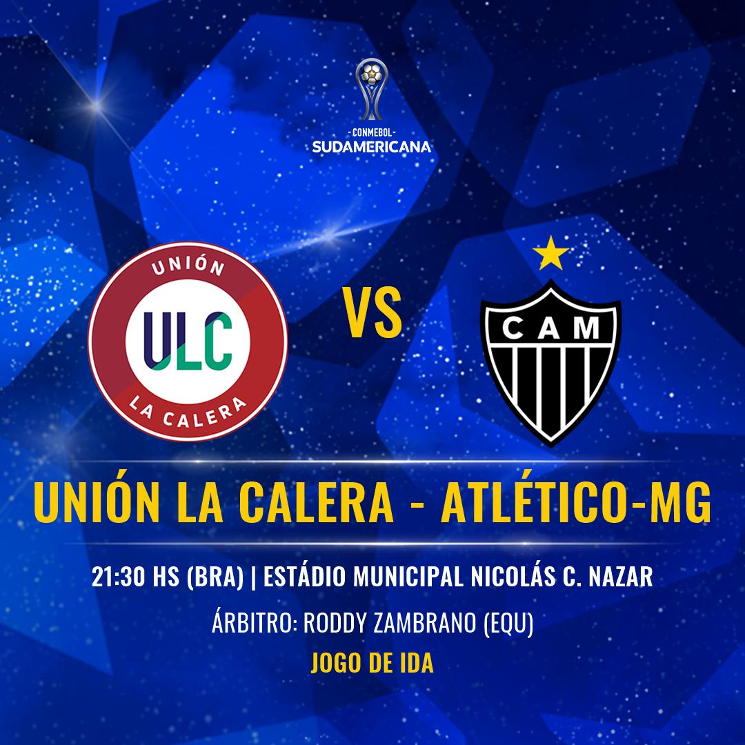 Union La Calera vs Atlético-MG
