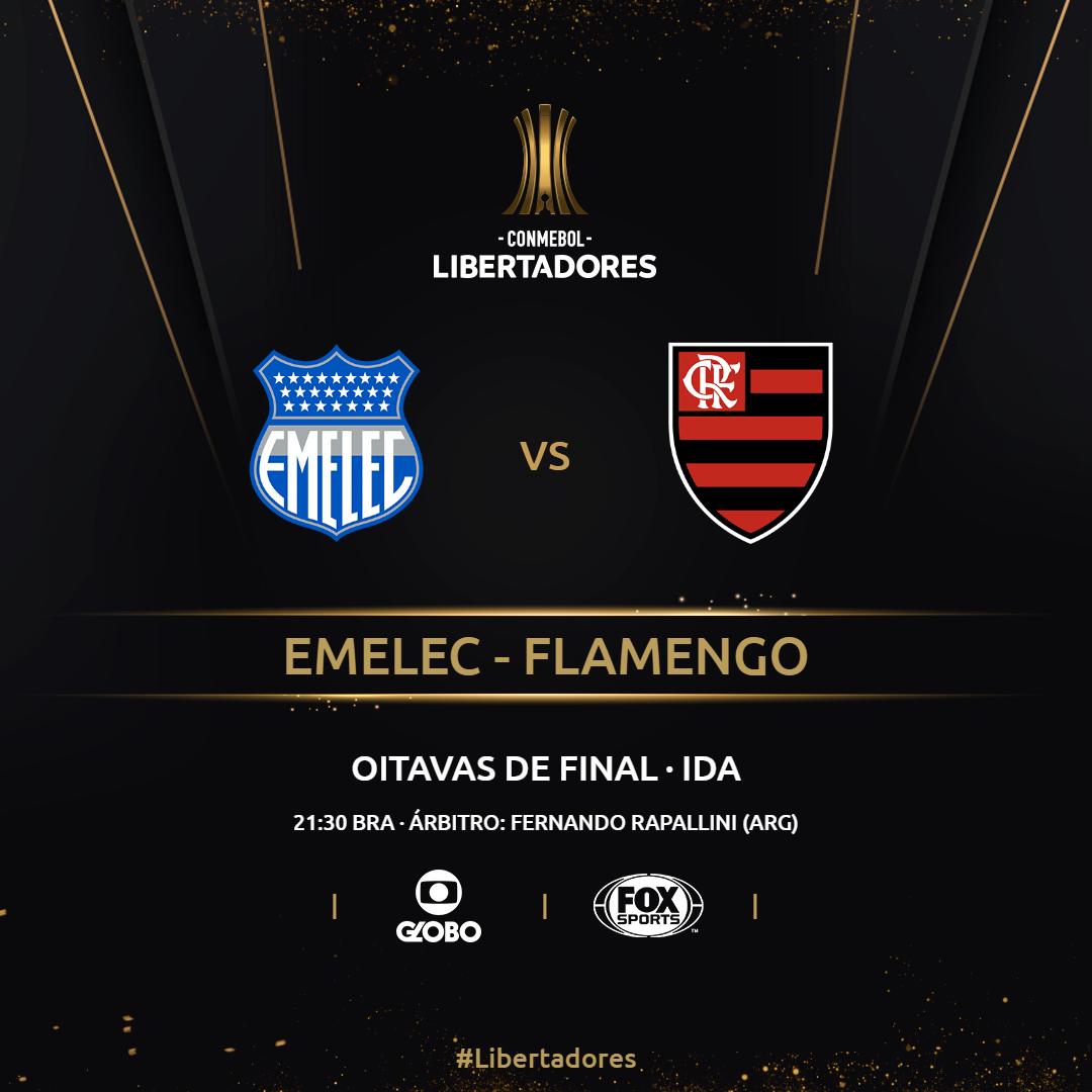 Emelec Flamengo Copa Libertadores 2019