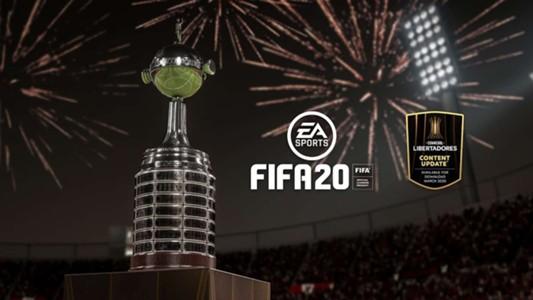 CONMEBOL Libertadores 2020 FIFA20
