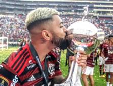 Gabigol - Libertadores 2019 - Flamengo