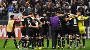 AFP Colo Colo Corinthians Copa CONMEBOL Libertadores 29082018