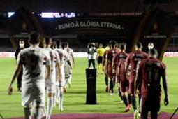 São Paulo River Plate Libertadores 2020