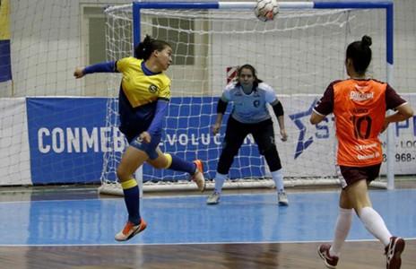 CONMEBOL Libertadores Futsal Femenino