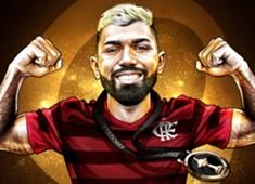 Gabigol especial Libertadores