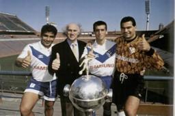 Vélez campeón Libertadores 1994