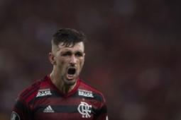 AFP De Arrascaeta Flamengo