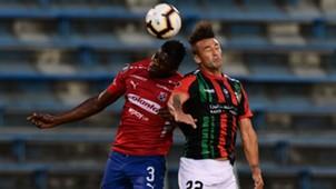 AFP Palestino DIM Copa Libertadores 2019