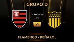 Flamengo vs Penarol