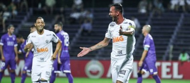 Defensor Atlético-MG Rever Copa Libertadores 2019