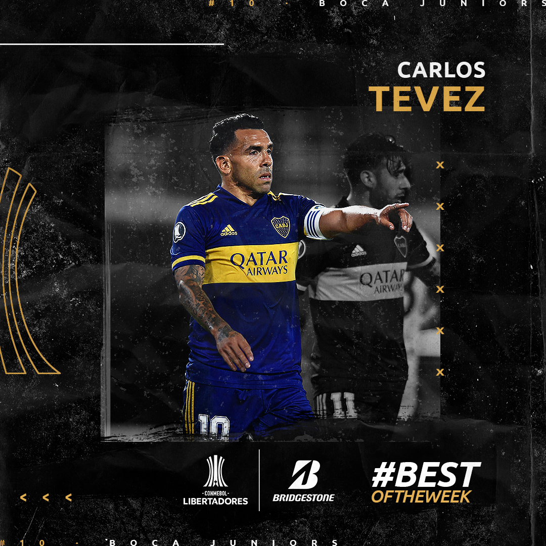 Tevez - Best