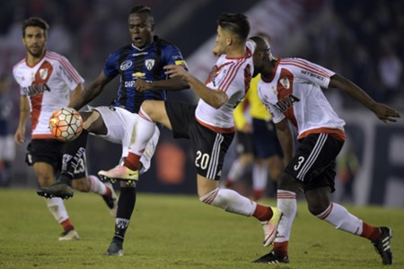 Independiente del Valle River Plate 2016