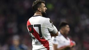 AFP Lucas Pratto River Boca final Copa Libertadores 2018