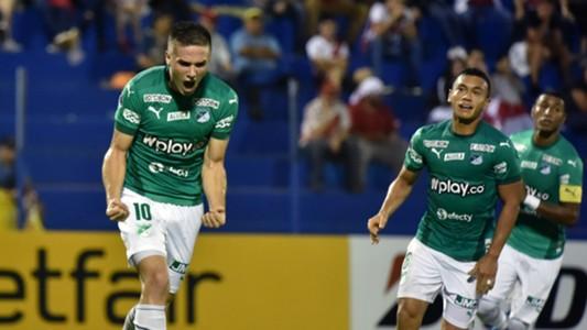 River (P) 1-3 Deportivo Cali