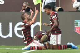 Gabriel Barbosa Libertadores Flamengo