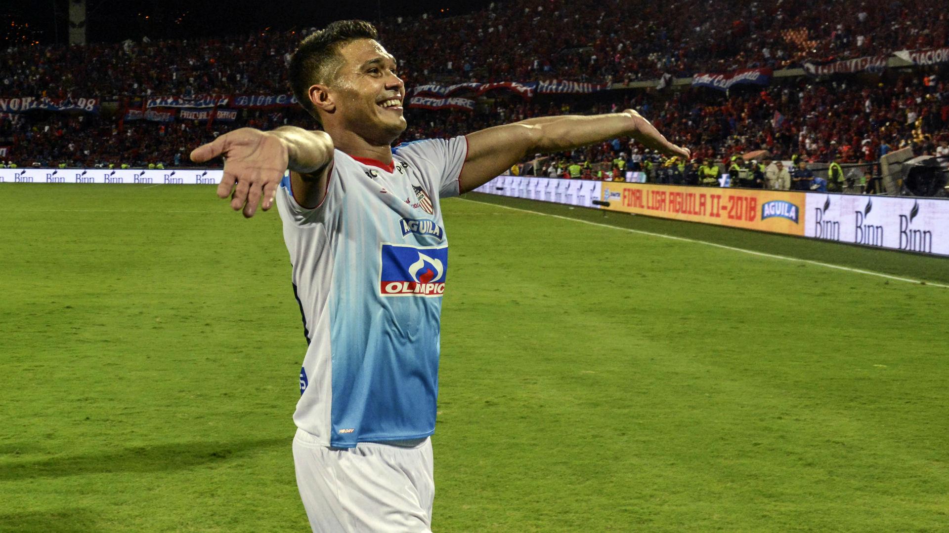 AFP Teo Gutiérrez Junior Copa Libertadores 2019