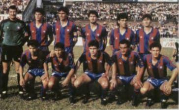 Cerro Porteño 1961