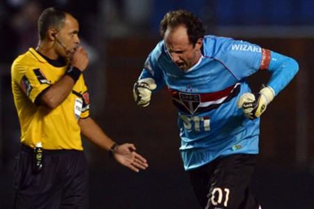 Rogério Ceni - Libertadores