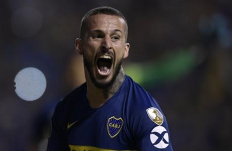 AFP Darío Benedetto Boca Deportes Tolima Copa Libertadores 2019