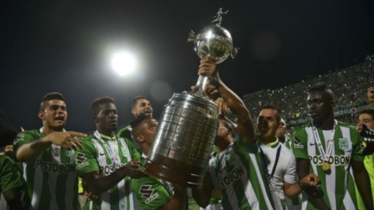 Atlético Nacional Copa Libertadores 2016